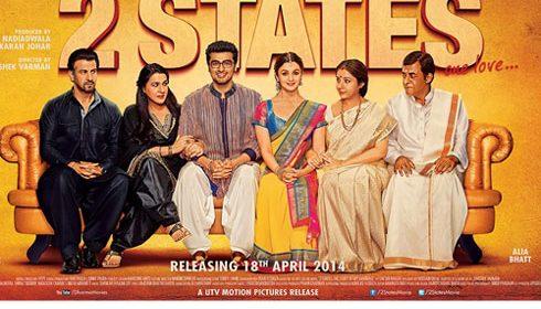 2 States - Hindi film review