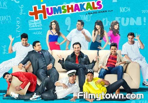 Humshakals Film review