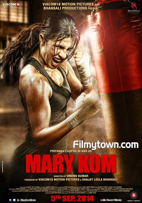 Mary Kom Hindi film review