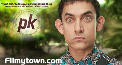 PK - Hindi movie review