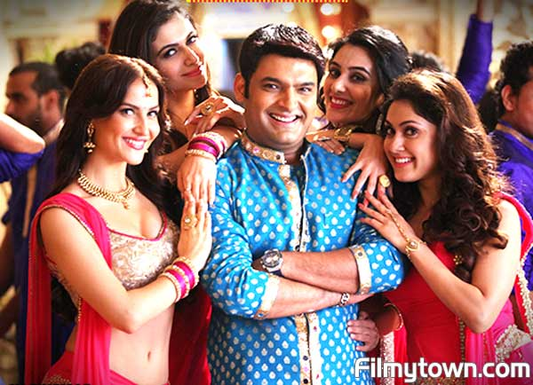 Kis Kisko Pyaar Karoon, hindi movie review