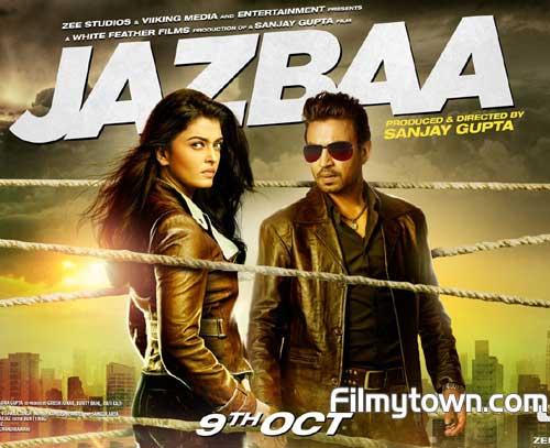 Jazbaa - movie review