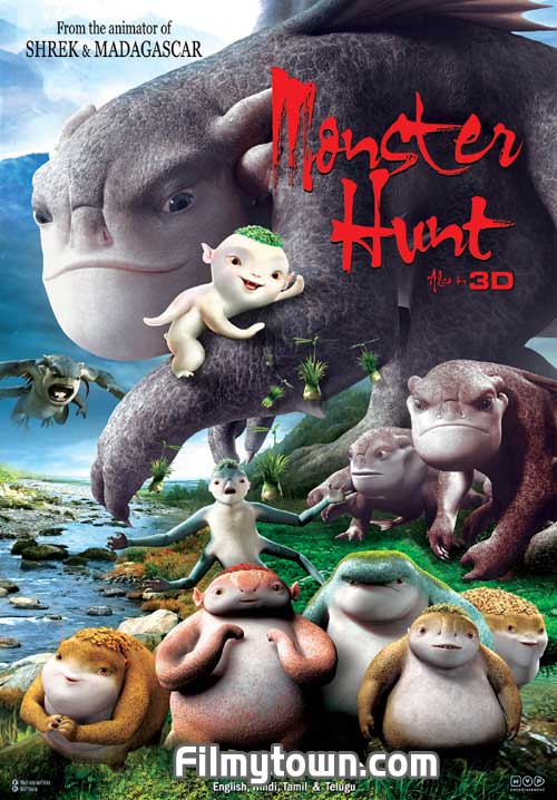 Monster Hunt, movie review