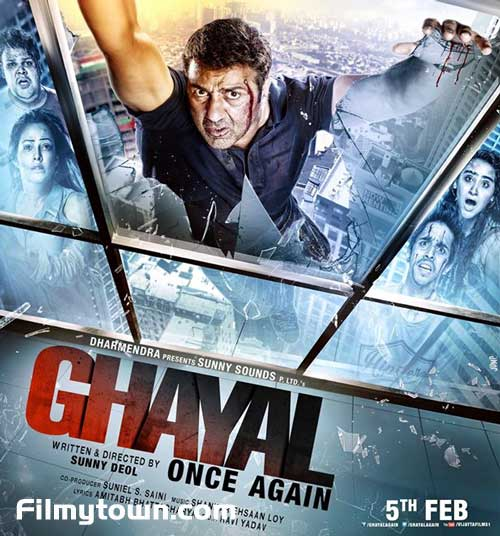 Ghayal Once Again - Movie review