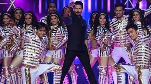 Bollywood for Mumbai Cops