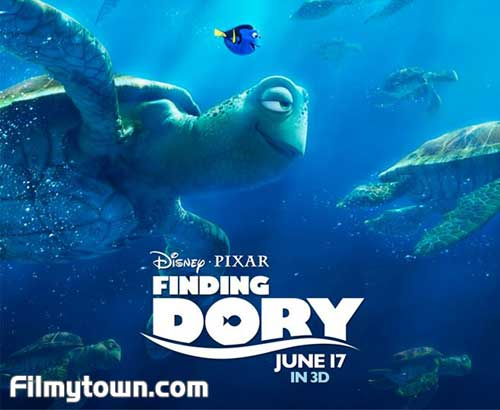 Finding Dory, movie review