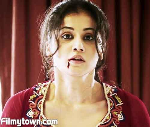 actresses stunts Taapsee