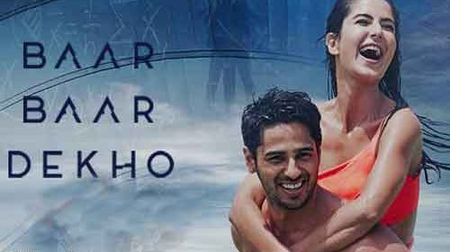 Baar Baar Dekho, movie review