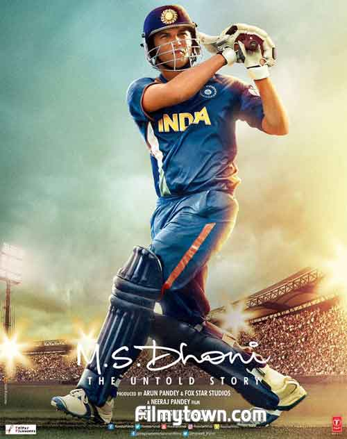 MS Dhoni, movie review