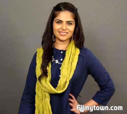 Tasha Kapoor in TV ke uss paar