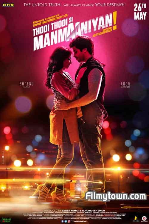 Thodi Thodi Si Manmaaniyan, movie review