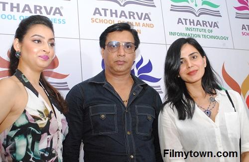 Indu Sarkar Screening at Atharva
