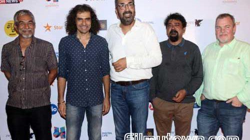 Mitu Mishra and Imtiaz Ali