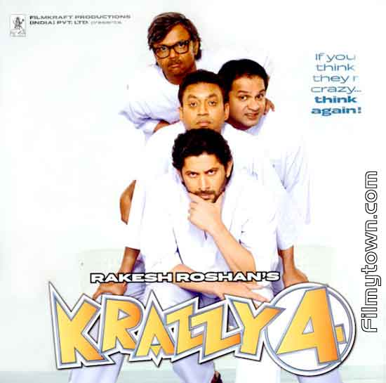 Krazzy 4, movie review