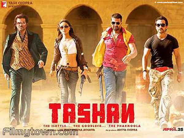 Tashan movie review