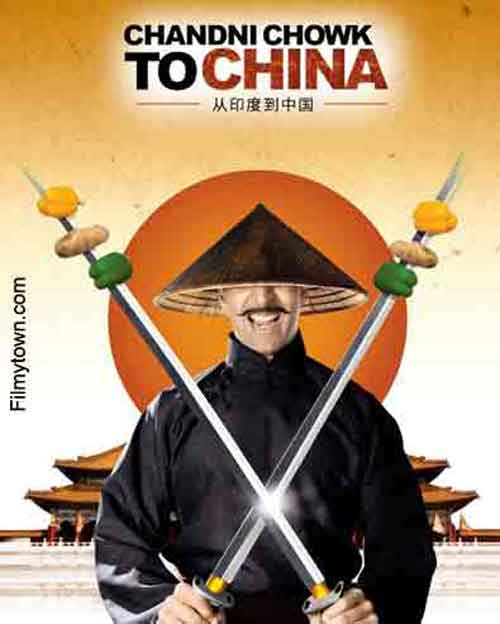 Chandni Chowk to China, movie review