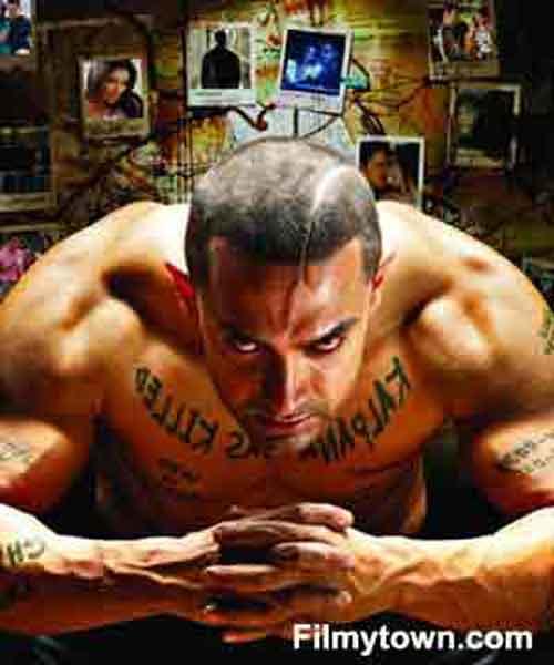 Ghajini, movie review