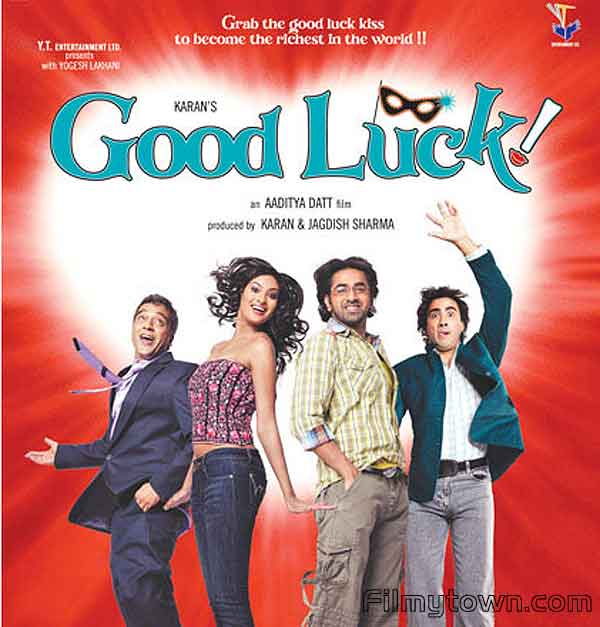 Good Luck, movie review