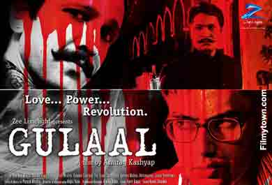 Gulaal, movie review