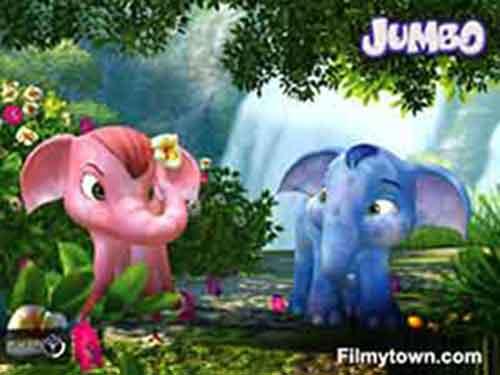 Jumbo, movie review