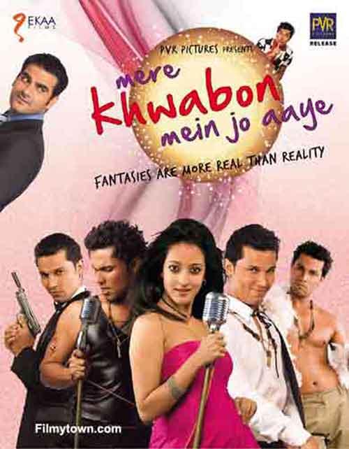 Mere Khwabon mein jo aaye, movie review