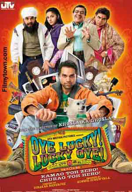 Oye Lucky! Lucky Oye! movie review
