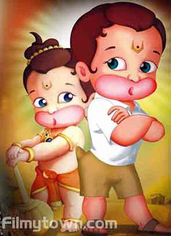 Return of Hanuman - movie review