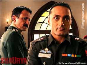 Shaurya, movie review