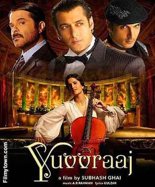 Yuvvraaj, movie review