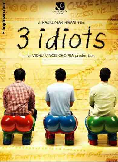 3 idiots, movie review