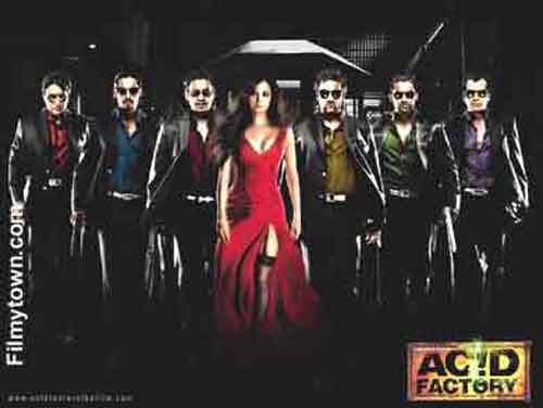 Acid Factory, movie review