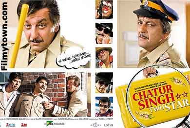Chatur Singh Two Star - movie review