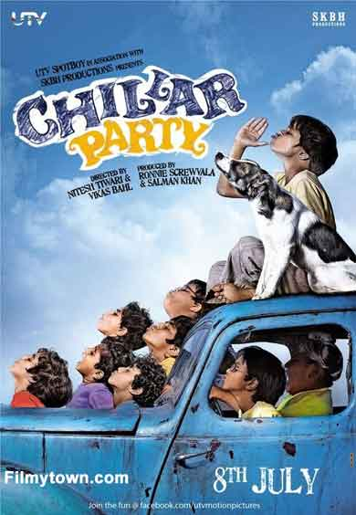 Chillar Party - movie review