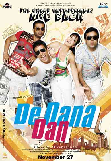 De Dana Dan, movie review