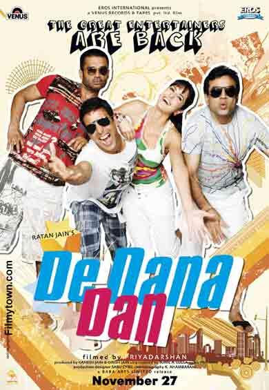 De Dana Dan, movie review