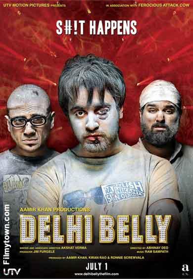 Delhi Belly - movie review