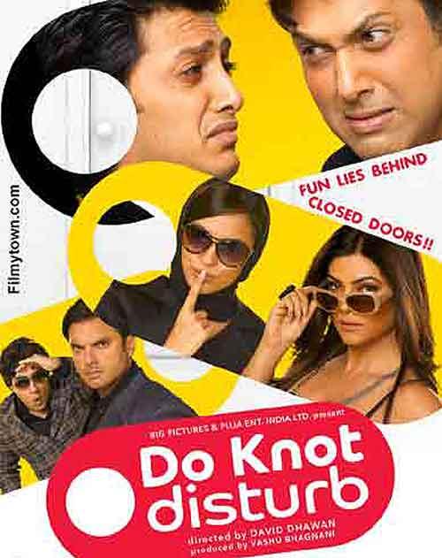 Do Knot Disturb, movie review