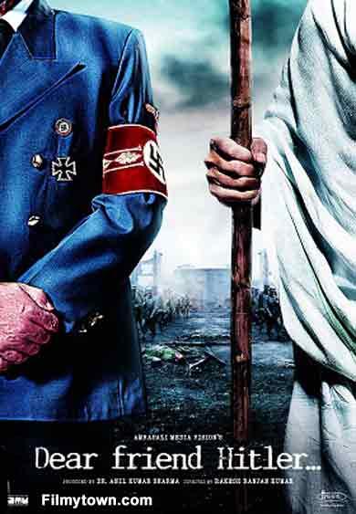 Gandhi to Hitler - movie review
