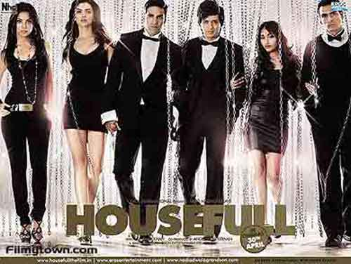 Housefull, movie review