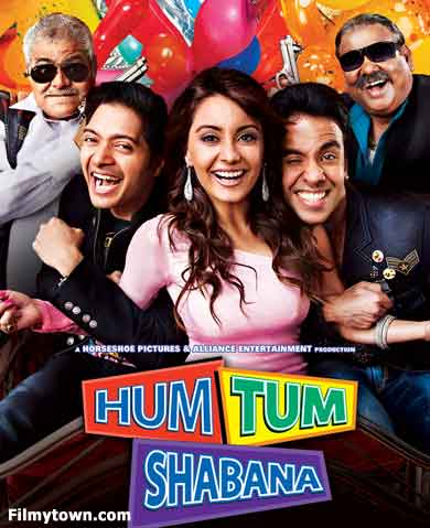 Hum Tum Shabana - movie review