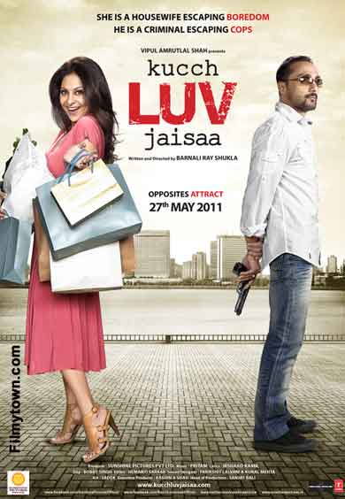 Kucch Luv Jaisaa - movie review
