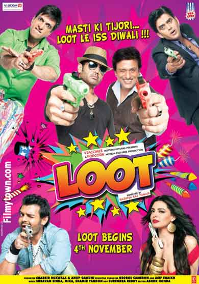 Loot, movie review