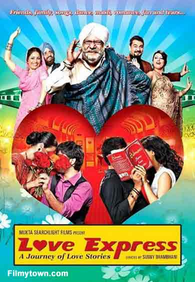 Love Express - movie review