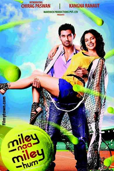 Miley naa Miley Hum - movie review