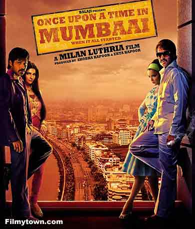 Once Upon A Time in Mumbaai, movie review