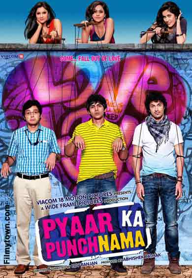 Pyaar ka Punchnama - movie review