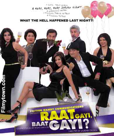 Raat Gayi, Baat Gayi, movie review