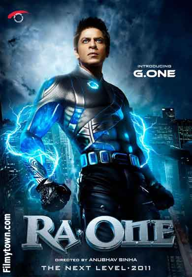 Ra One - movie review