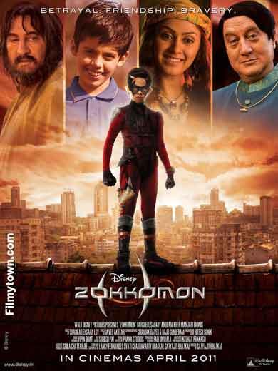Zokkomon - movie review