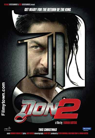 Don 2 - movie review